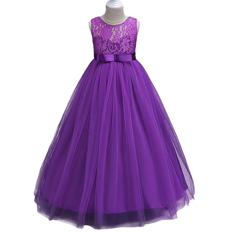 Подробнее о baihui 4-14 Years 2017 High quality Lace Girls Dresses Princess Toddler Baby Kids Clothes Teenager Girl Dress Birthday Clothes baby girls dresses brand princess dress girl clothes kids dresses children costumes 3 14 years old