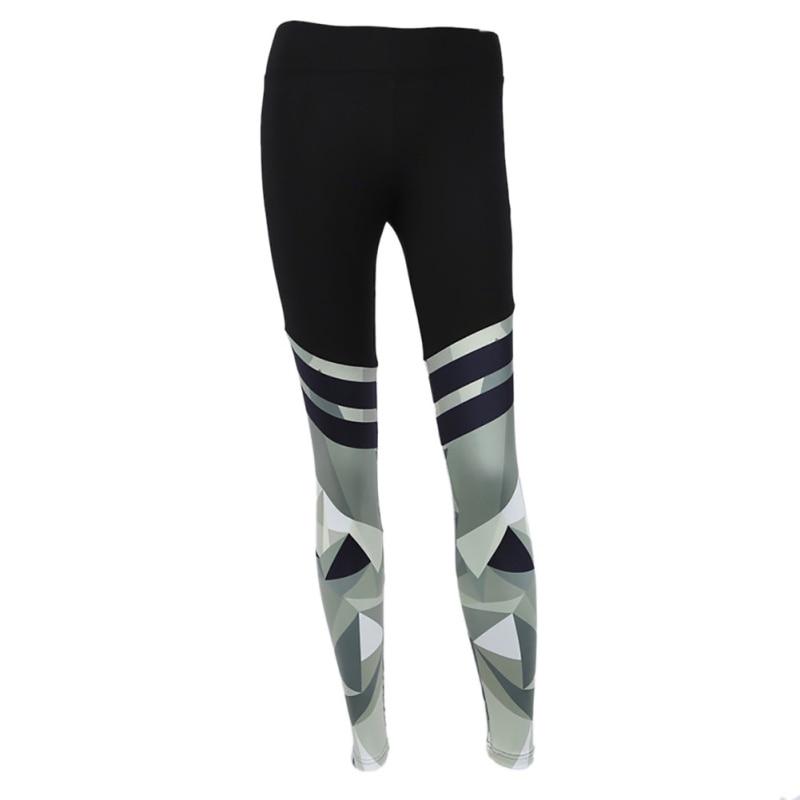 Harajuku Push Up Fitness Legging Camouflage Stripe Bodybuilding Women's leggings Sportswear Athleisure Female Pant Sale 4
