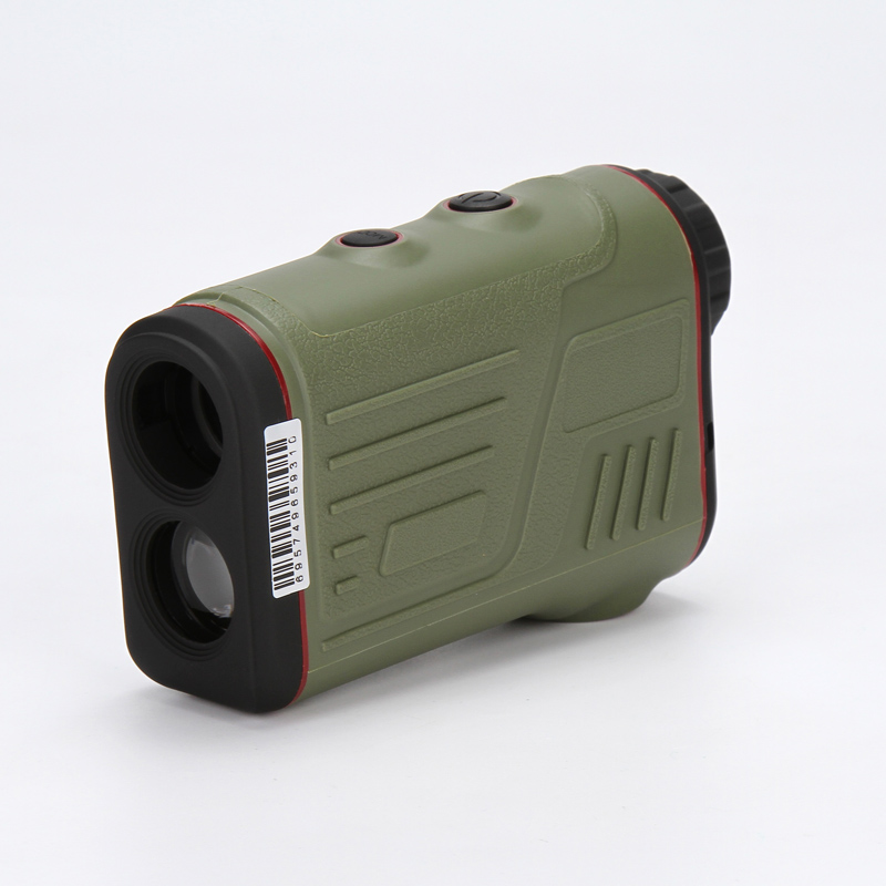 ZIYOUHU New Hunting Monocular Telescope 6X25 Golf Laser range Distance Meter Speed Rangefinder 600m Range Finder for Golf Sport hunting tactical golf distance meter laser range finder speed tester monocular 6x21 600m laser rangefinder
