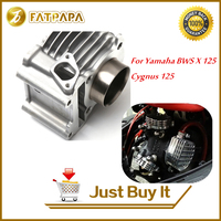 Free Shipping Motorcycle Accessories ABS Plastic Headlamp with Fan Headlamp For Yamaha BWS X 125