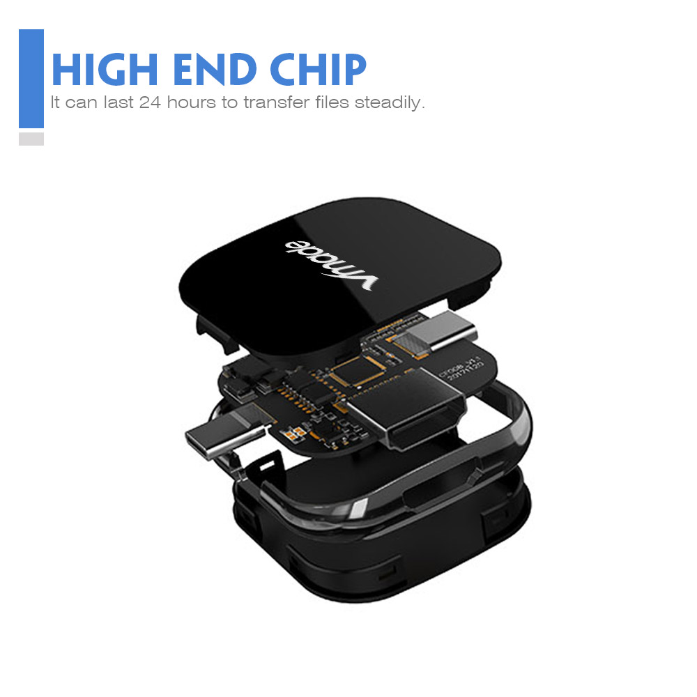 Image 2 - Vmade Mini Adapter Type C USB C HUB to HDMI 1080p for Apple New MacBook/Google ChromeBook Pixel Type C USB C 3.1 Mini Converter-in USB Hubs from Computer & Office