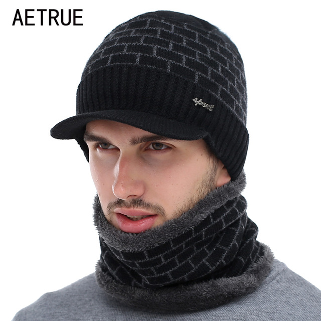 Knitted Hat – Neck Warmer