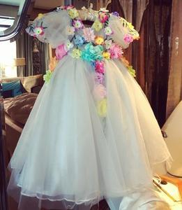 Image 4 - Vestido de princesa para niñas pequeñas, ropa de verano, informal, escolar