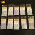 JW Envío Cartoonanti-radiación Protección de La Radiación Del Teléfono Celular de Regalo 24 k Oro Plateado Anti-radiación Mensaje Plateado Móvil etiqueta