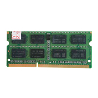 Additional Memory 2GB PC3 12800 DDR3 1600MHZ Memory For Notebook PC