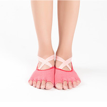 Cotton Yoga Socks