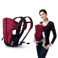 Beth Bear Children Baby Carrier Infants Carrying Padded Suspenders Backpack Adjustable Maternal Baby Holder Shoulder Strap