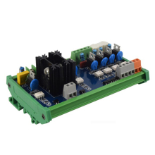 4-way standard +2-way 10A AC hybrid board, 82A original drive tube 56K high frequency speed optocoupler isolation