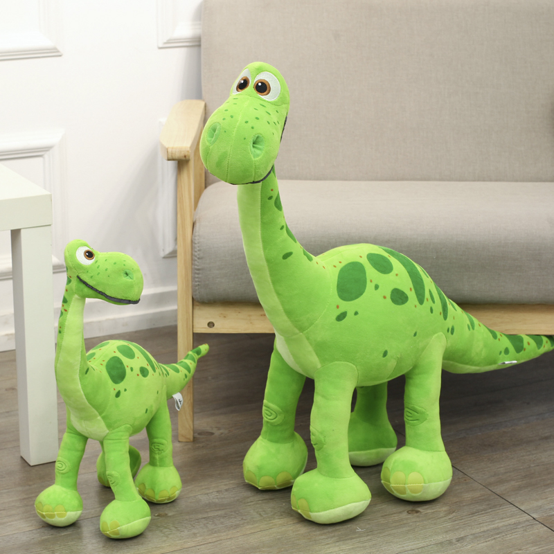 30cm/50cm/70cm High Pixar Movie The Good Dinosaur Arlo Spot Plush Doll Stuffed Toy Figure игрушка good dinosaur 62006