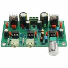 New Arrival TL027+ 2xNE5532 SOLO 47 Headphone Amplifier A30 Audio HiFI Pre-amp DIY K701