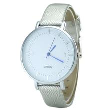 2017 Moda Casual Mujeres Reloj de la Marca Para Las Señoras Reloj de Pulsera de Cuarzo de Cuero Del Relogio Feminino Reloj Montre Femme Hodinky
