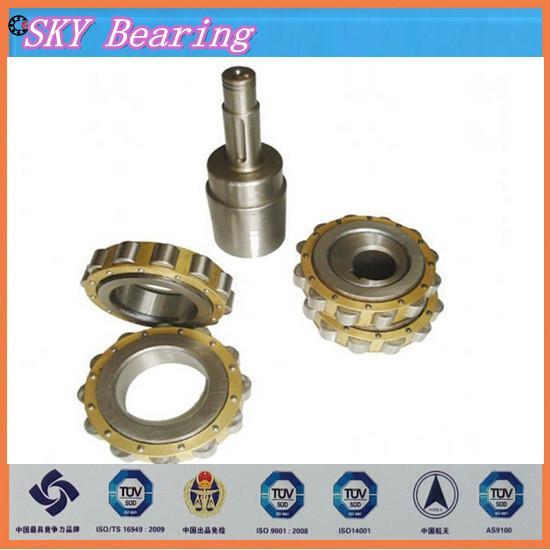 ФОТО NTN double row gear box eccentric roller bearing 61671 YRX2