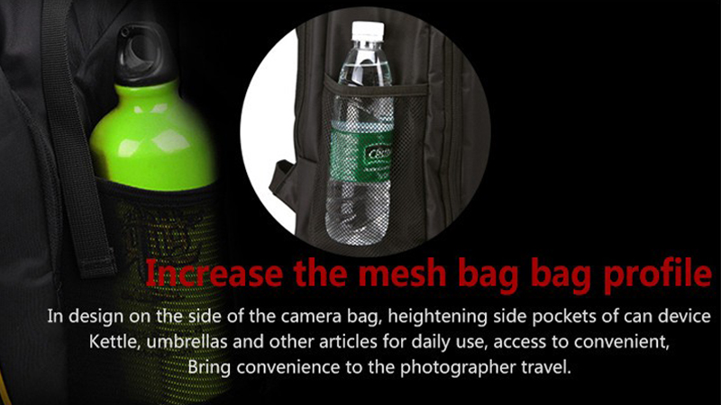 Camera Video Bag Backpack 11