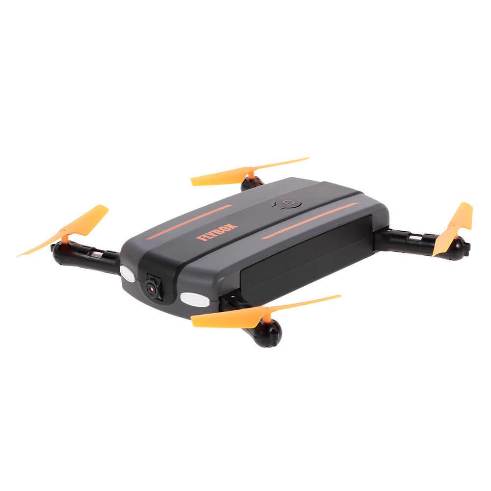 0.3MP Kamera Drone RC Quadcopter Wifi FPV 6-Axis Gyro Ketinggian Terus Tanpa Kepala Lipat RC Drone Helikopter Hadiah