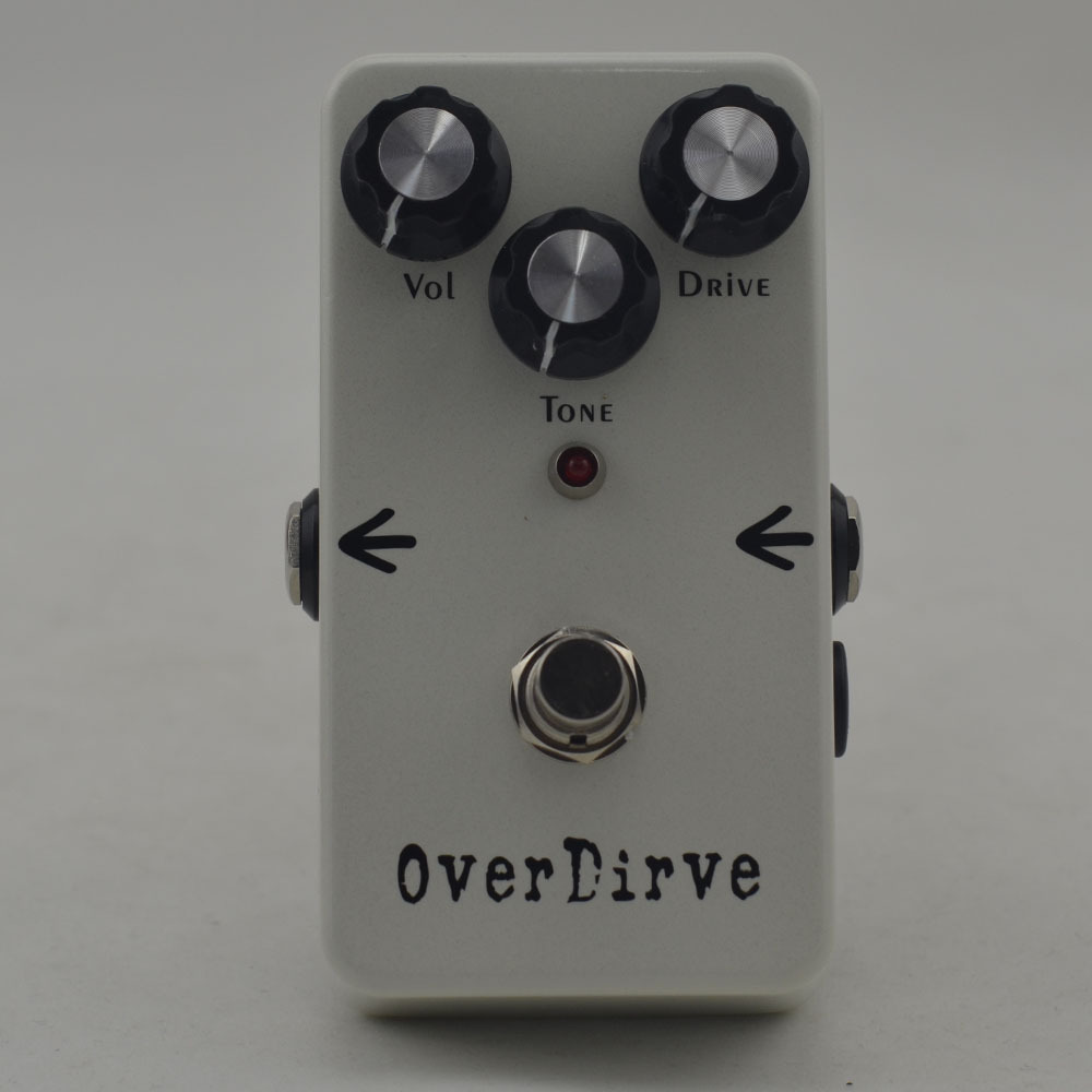New Overdrive Effect Pedal Portable Guitar Effect Pedal High Quality Guitar Parts & Accessories-true bypass aroma adr 3 dumbler amp simulator guitar effect pedal mini single pedals with true bypass aluminium alloy guitar accessories