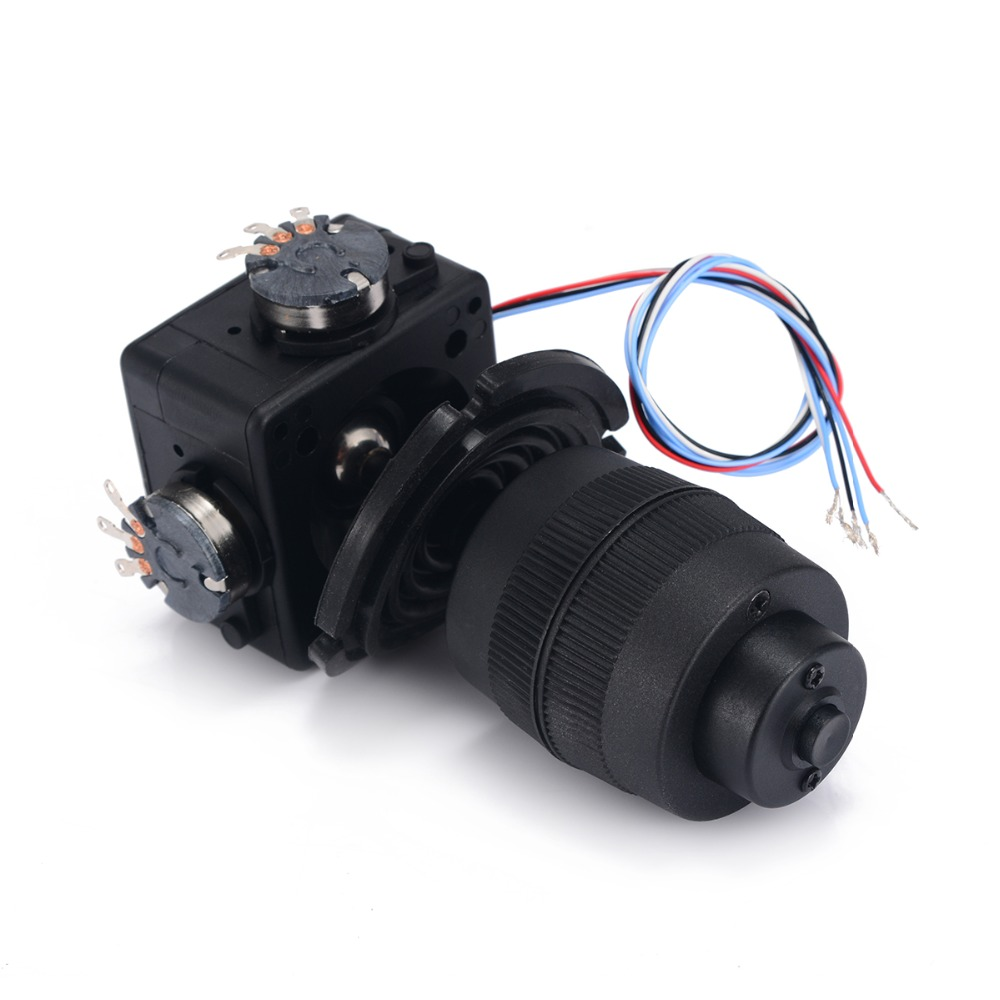 Buy 1pc Durable 4 Axis Joystick Potentiometer 2 Wiring Diagrams Button For Jh D400x R4 10k 4d With Wire Black From Reliable Buttons Suppliers On