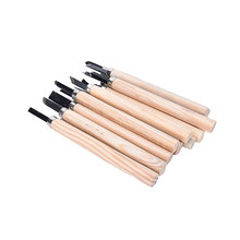 12pc Wood Chisel Set Woodpecker Dry hand Wood Carving Tools Knives tool Chip Detail Chisel set(China)