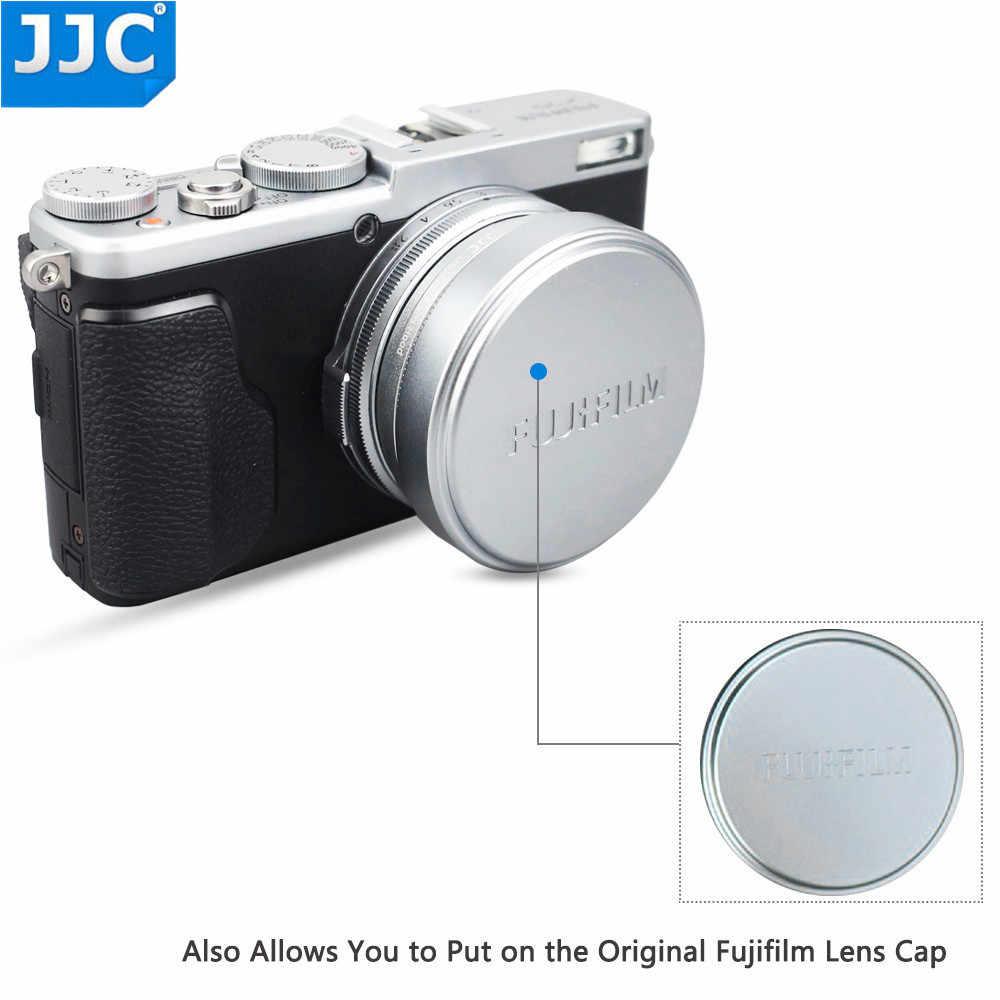 JJC LH-JX70II Camera Accessories Metal Screw Lens Hood 49mm for Fujifilm  X70 replaces LH-X70