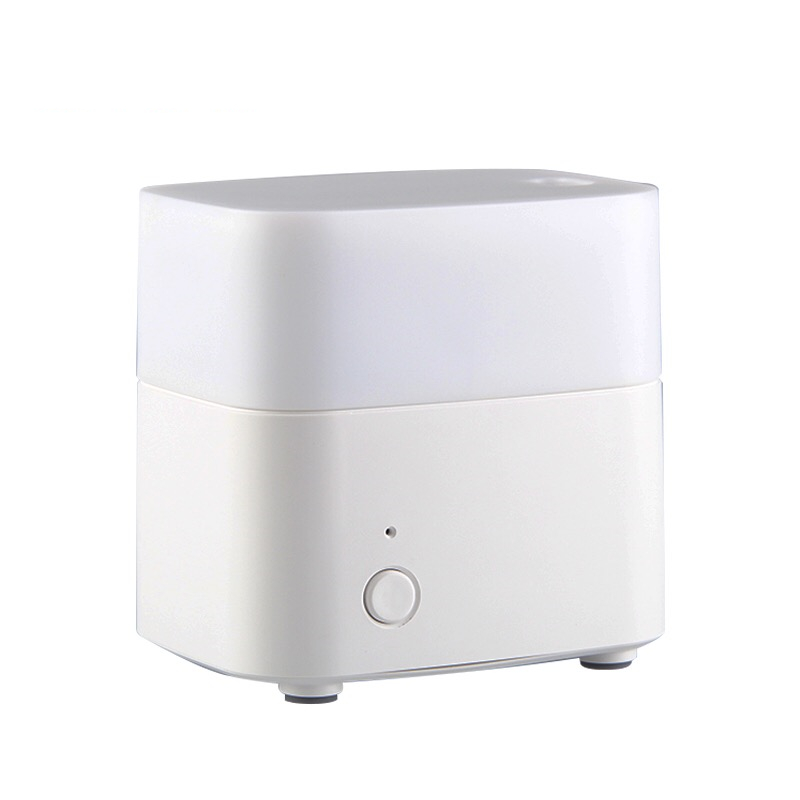 MRF-079 120ml Ultrasonic humidifier mini home office bedroom mute colorful aromatherapy machine essential oil diffuser цена