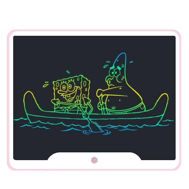 Wicue tablette d'écriture LCD 15 pouces-écriture électronique/Doodle/planche à dessin tablette d'écriture planche à dessin sans papier numérique