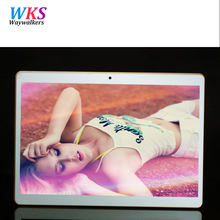 3.28 Promotions Waywalkers T805C Smart tablet pc Octa core RAM 4G ROM 64GB 10.1 inch Android 5.1 4G LTE call computer tablet pcs