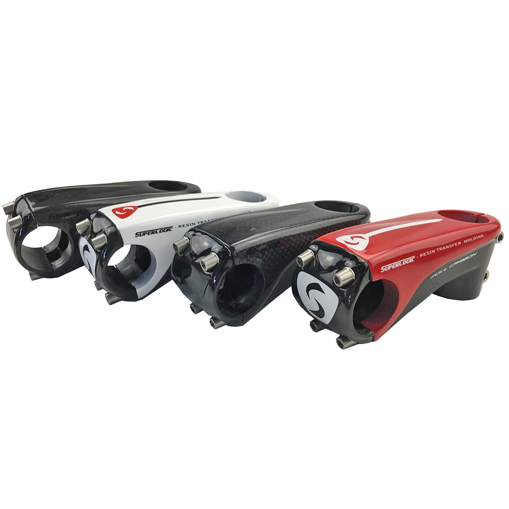 carbon stem Sports Entertainment Cycling Bicycle Parts Bicycle Stem bike Accessories 80 90 100 110mm 28