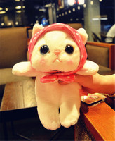 애니메이션 봉제 인형 25 센치메터 한국 고양이 봉제 Vute Jetoy 츄 진정 장난감 아기 생일 선물 크리스마