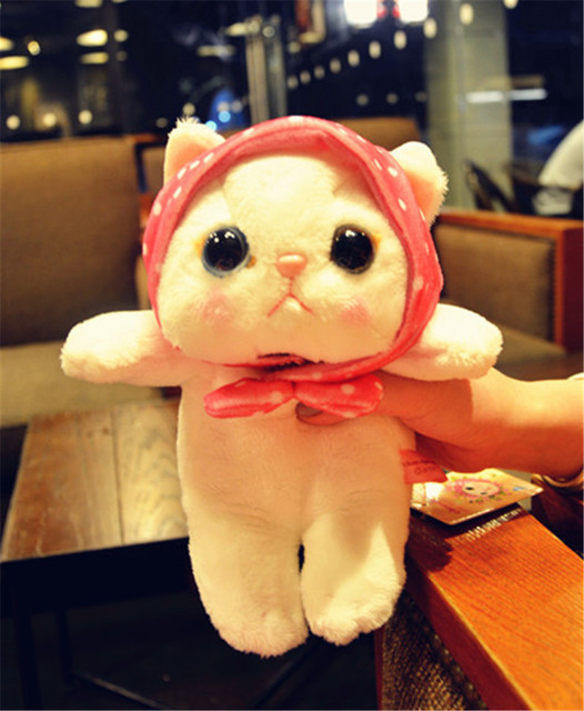 Anime Plush Doll 25cm South Korean Cat Plush Toys Vute Jetoy Choo Soothing Toys for Baby Birthday Gift for Girls Christmas