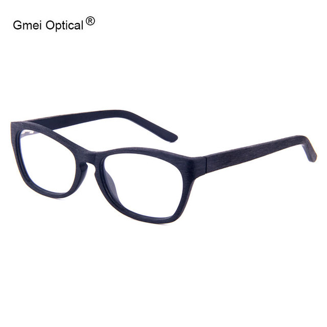 c7a52ba37e Newest Trendy Sunglass And Eco Style women s Full-Rim Eyeglasses Frames  With A Woody And
