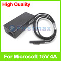 15V 4A 60W A1706 laptop charger ac adapter for Microsoft Surface Pro 4 Surface book Power Supply