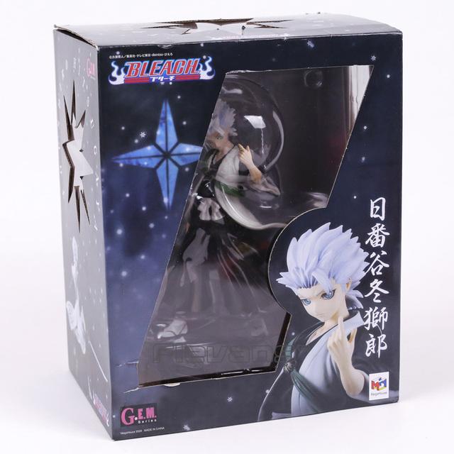 Anime Bleach Hitsugaya Toushirou PVC Figure Collectible Model Toy