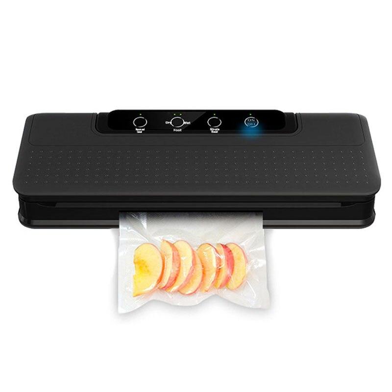 Portable électrique automatique mini ménage portatif économiseur de nourriture en plastique scellant sous vide alimentaire scellant sous vide machine à emballer