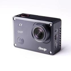 GitUp Git2P 2K Wifi Full HD kamera sportowa 2160P 24fps 170 stopni FOV Novatek 96660 kamera zewnętrzna
