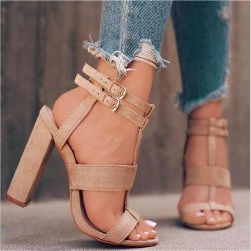 f796a25e8406 2018-Gladiator-Sandals -Women-Summer-Buckle-Strap-High-Heels-Women-Narrow-Band-Party-Sandals -Heeled-Dress.jpg