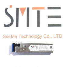 Uyumlu Arista Networks BiDi SFP 1G BXU 10 LC 1000BASE BX BiDi SFP TX1310nm/RX1490nm 10km DDM alıcı verici modülü SFP
