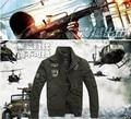 Free shipping !!! Bo Sini Men Men Air Force One new winter jacket 100% cotton short coat M-3XL