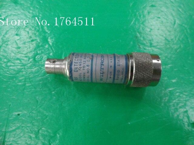 [BELLA] WILTRON 74N50 (NEG) 10MHZ-12.4GHZ Microwave Coaxial Detector BNC-N