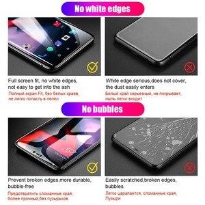 Image 3 - Protector de pantalla de cristal templado para Oneplus 7 Pro 1 + 7T, Protector de pantalla para Oneplus 7 pro 1 + 6T 5t 6 5