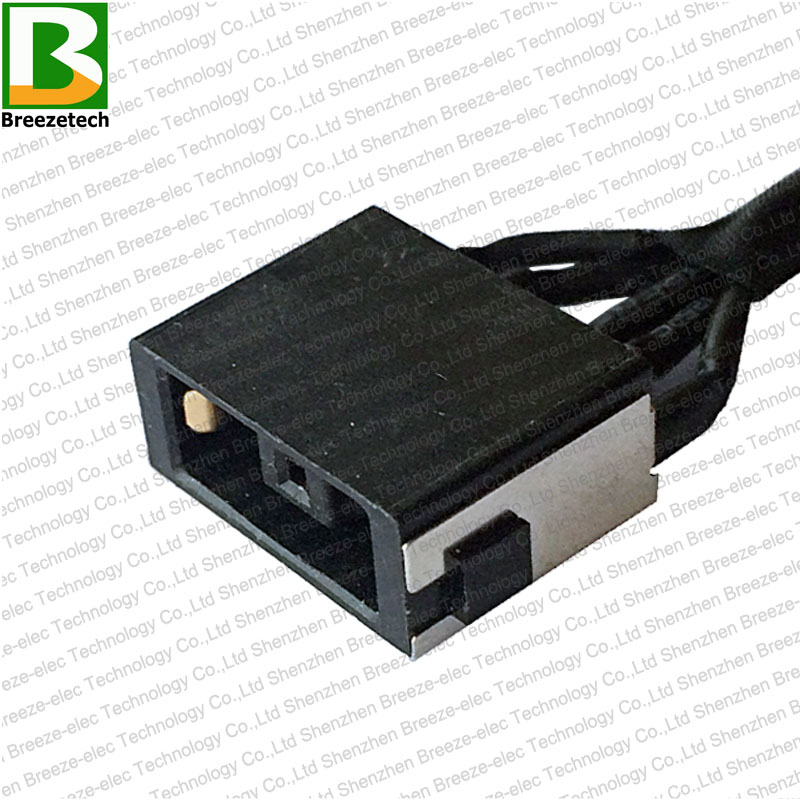 Cable Length: Other Computer Cables DC Power Jack Connector with Cable Socket for Lenovo Z410 Z510 Z710