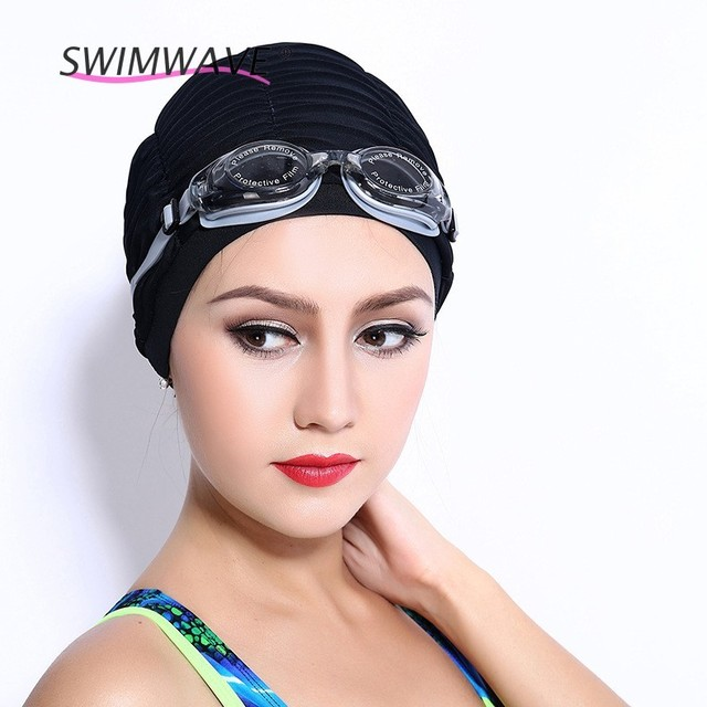Summer Women Sports Swimming Caps