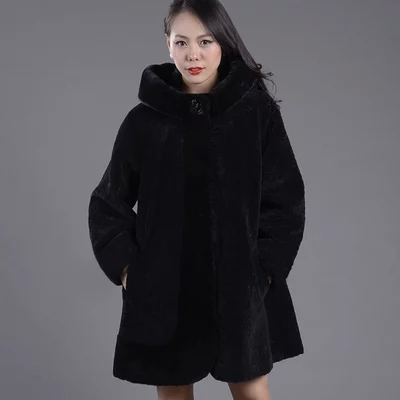 Popular Fur Sheepskin Coat-Buy Cheap Fur Sheepskin Coat lots from ...