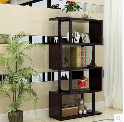 Simple Steel Composite Bookcase Shelves