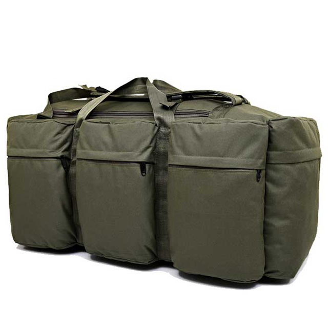 Hot 90L Large Capacity Men's Military Tactical Backpack Waterproof Oxford Hiking Camping Backpacks Wear-resisting Travel Bag 5