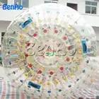 WB013 BENAO pelota inflable de hámster humano para la venta, pelota inflable para caminar al agua para niños