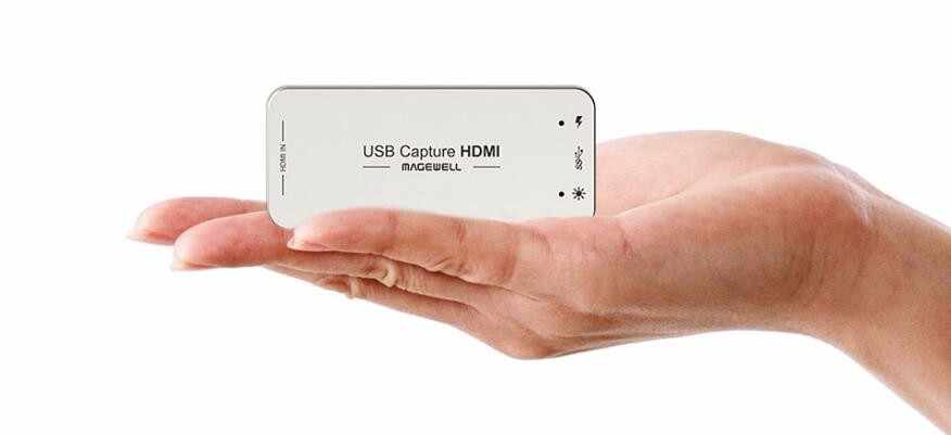 Magewell hdmi to usb 3.0 video capture dongle price