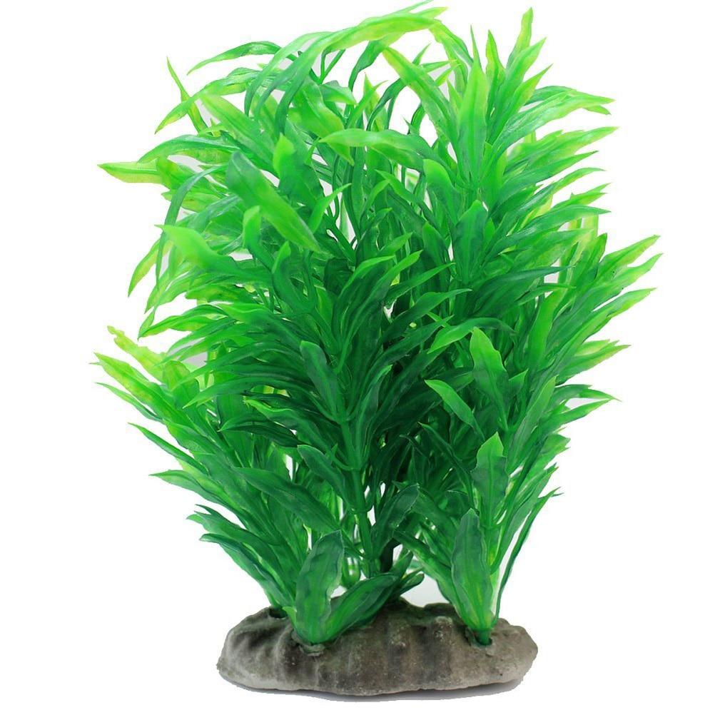 2016 aquarium plants grass artificial aquarium plants for Green water in fish tank