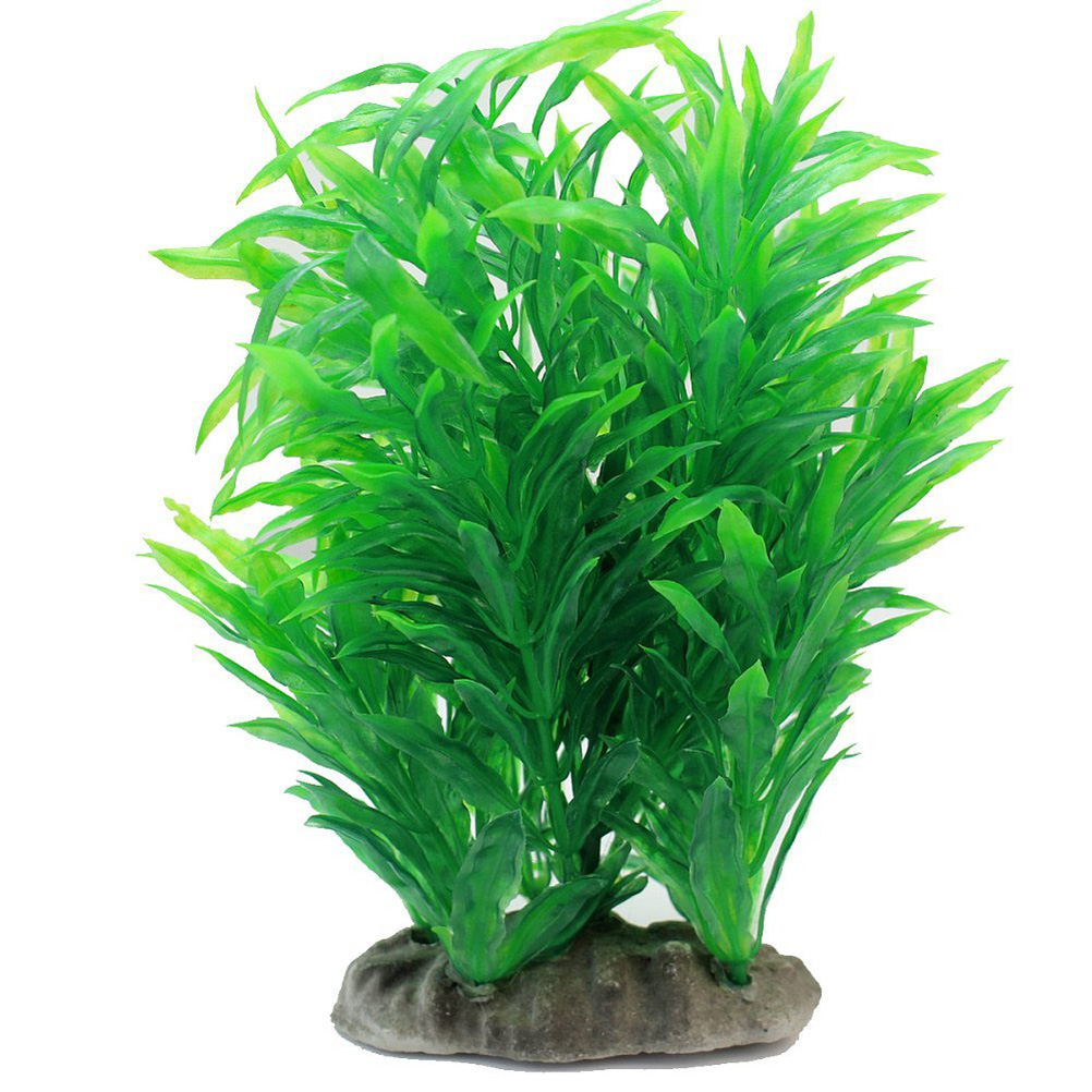 Aquarium fish tank plants - 2016 Aquarium Plants Grass Artificial Aquarium Plants Plastic Aquarium Fish Tank Aquarium Decoration Green Water Fake