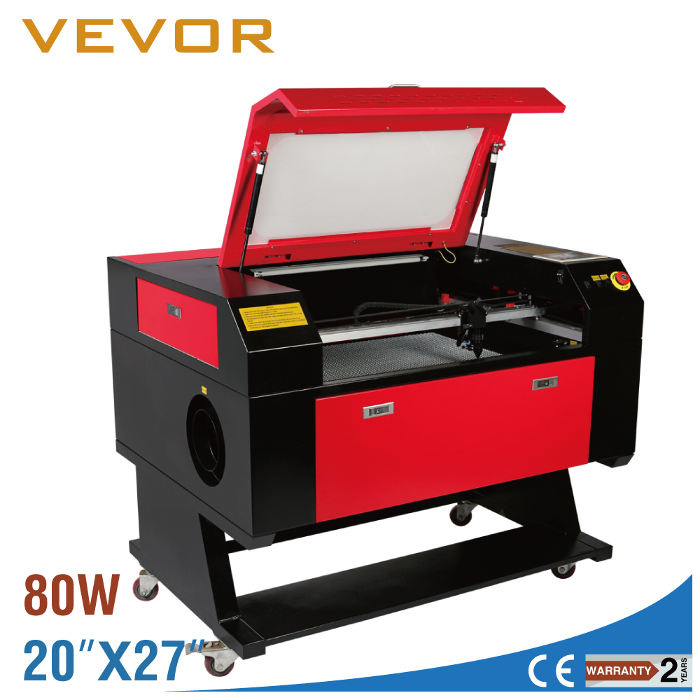 New 80w Co2 Laser Engraving Cutter Kit Rotary A Axis Dsp Control Fan Harbor Breeze 600 Watt Black 3 Speed Ceiling Auxiliary W Stand In Woodworking Machinery Parts From Tools On Alibaba
