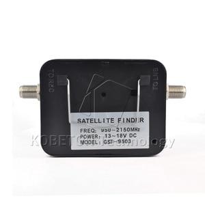 Image 4 - kebidumei Satellite Finder Tool Meter FTA LNB DIRECTV Signal Pointer SATV Satellite TV satfinder Meter Network Satellite