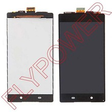 For Sony For Xperia Z4  Z3+ Dual E6533 E6553 LCD Screen Display with Touch Screen Digitizer Assembly by free shipping
